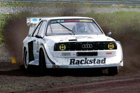 rx audi sport quattro   olle arnesson rally group