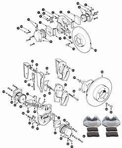 Braking System - Braking System - Jaguar Mark Ii
