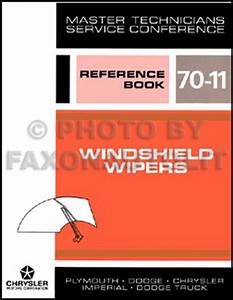 1970 Challenger Wiring Diagram Manual Reprint