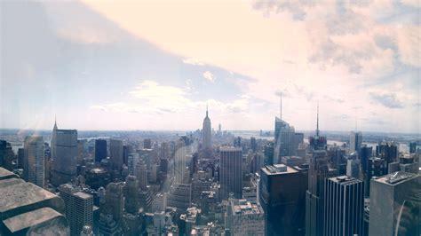wallpaper  york city usa skyscrapers travel tourism