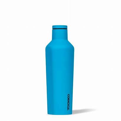 Corkcicle Canteen Neon Bottle Lights Water 475ml