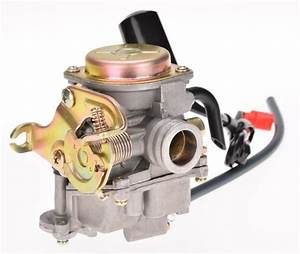 New 50cc Scooter Moped Gy6 Carburetor Carb Chinese Parts