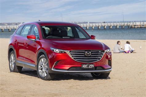 mazda cx9 images 2018 mazda cx 9 update adds g vectoring on from