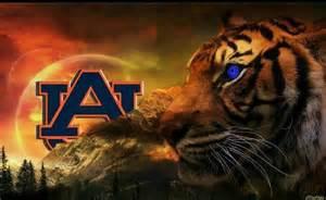 Auburn Tigers War Eagle