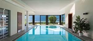 conseil de construction dune piscine interieure With construction maison avec piscine interieure