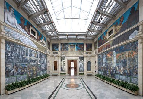 diego rivera mural detroit institute of arts detroit industry west wall detroit institute of arts museum