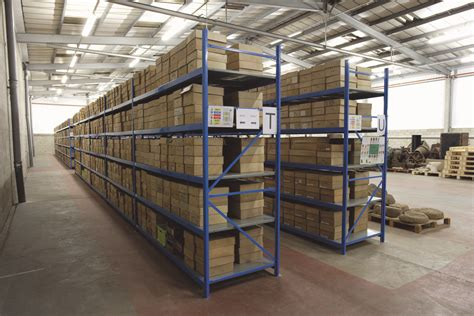 Industrial Warehouse Shelving And Pallet Racking