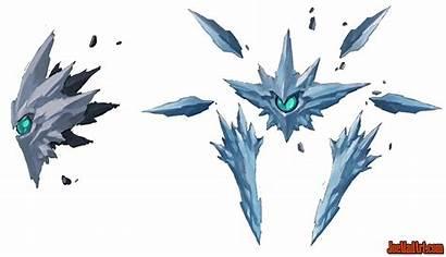 Elemental Ice Concept Chasers Battle Nightwar Joemadart