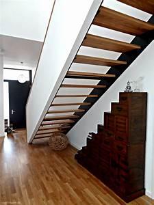 Treppenstufen Weiß Lackieren : smg treppen wangentreppe wat 2900 smg treppen ~ Markanthonyermac.com Haus und Dekorationen