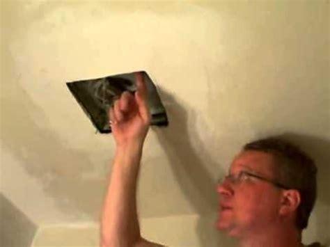 Broan Bathroom Fan Replace Light by Replace A Bathroom Fan Broan Fan