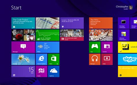 bureau windows 8 astuce windows 8 et start screen comment démarrer