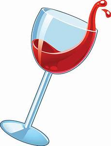 Royalty Free Spilled Wine Clip Art, Vector Images ...