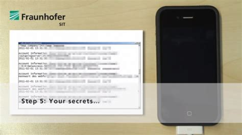 iphone security issues more iphone security issues exposed passwords in