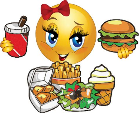 Hungry Face Related Keywords Clip Art Image #37479