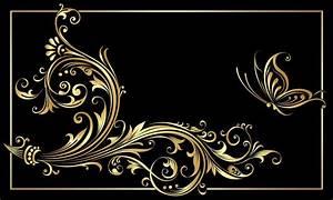 Black Gold Backgrounds