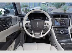 2019 Lincoln Continental Interior HD Image Car Rumors
