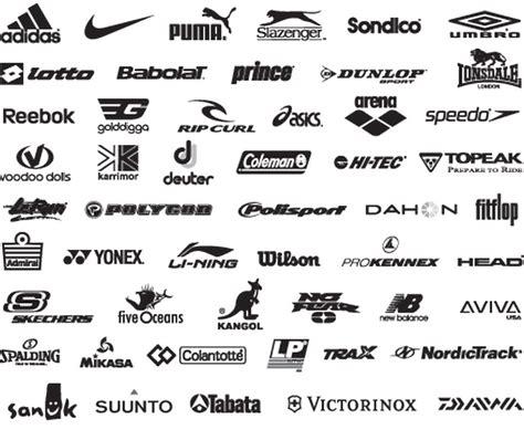 sportswear brand logos sports brand logos clothing