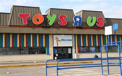 Toys R Us Bites The Dust  Business Wacotribcom