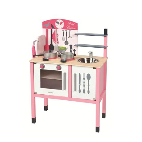 mademoiselle maxi cooker janod shop at greenweez co uk