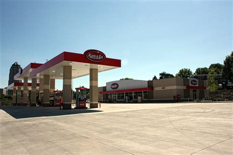 Gas L Des Moines Food by Kum Go Opens New Des Moines Store On Keo Way