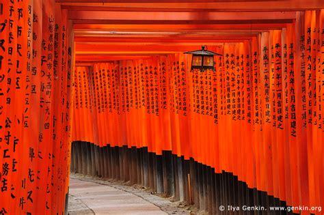 Japanisches Tor Kaufen by Ten Thousands Of Torii Gates At Fushimi Shrine