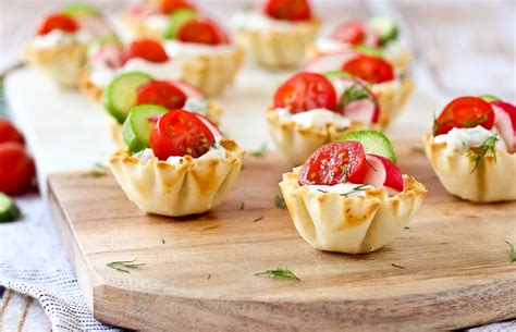 appetizer for spring herb cream cheese appetizer cups rachel cooks 174