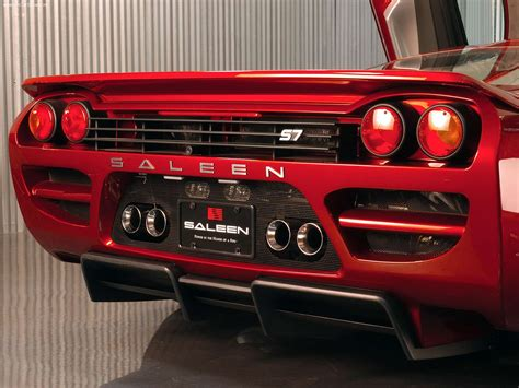 Saleen S7 Twin Turbo Picture # 25 Of 26, Partial Rear, My