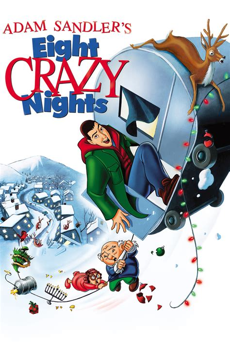 christmas movie that has adam sandler in it review adam sandler s eight nights the viewer s commentary