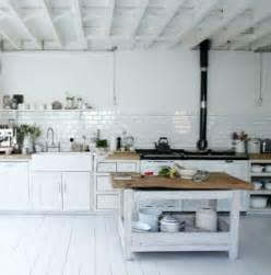 white kitchen ideas 33 rustic scandinavian kitchen designs digsdigs
