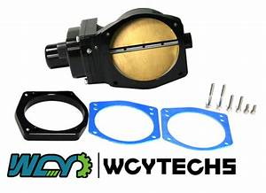 108mm Drive By Wire Throttle Body For For Zl1 Cts