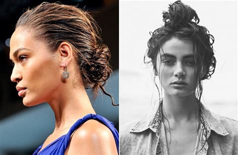 hairstyles for washed hair how to style wet hair wash and go hairstyles