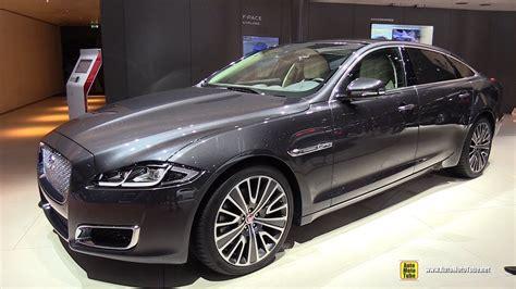 jaguar xj  diesel autobiography lwb exterior