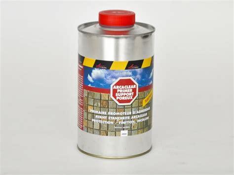 vernis pour carrelage exterieur vernis de protection transparent effet mouill 233 arcaclear primer poreux etancheite produits d