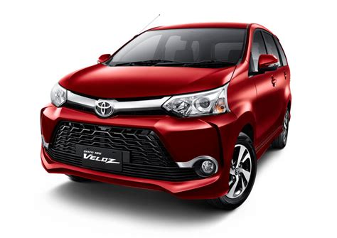 Toyota Avanza Veloz Picture by Facelifted Toyota Avanza Officially Launched In Indonesia