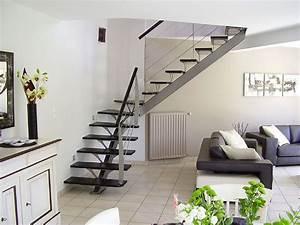 Rca weber a morlaix l39agencement complet de votre maison for Escalier en metal interieur
