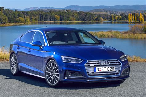 2017 Audi A5 Sportback S5 Sportback Pricing And Specs