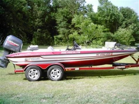 Stratos Elite Boats by 99 Stratos Bass Boat 200 Johnson The Hull