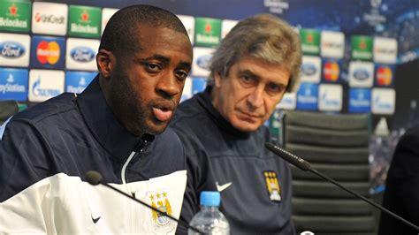 Champions League: Manchester City's Yaya Toure says he has ...
