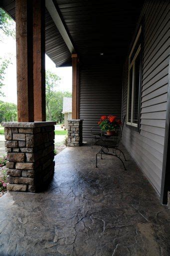 25  best ideas about Painted concrete porch on Pinterest