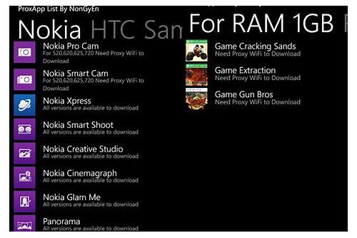 baixar app tempo para nokia lumia 520