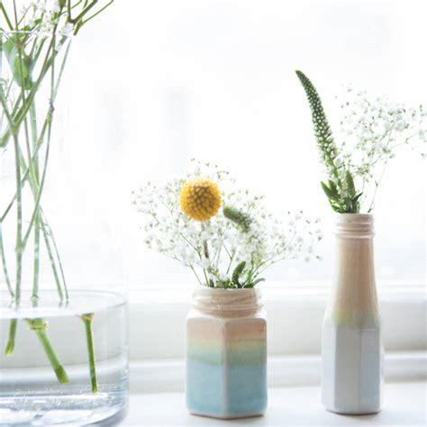 Tropical Vases by Tropical Mini Vase Jam Jar By Helen Ceramics