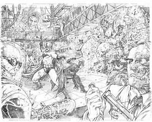 Pretty amazing arkham asylum drawing (x-post from r/comics ...
