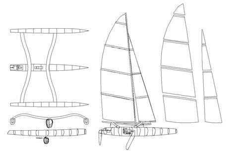Trimaran Design Pdf by Trimaran Hull Design Wrc 21 Jpg Or As Wrc 21 Dfx By