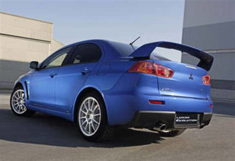2008 Mitsubishi Lancer Reviews by Mitsubishi Lancer Evolution 2008 Review Carsguide