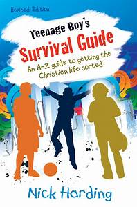 Teenage Boy U0026 39 S Survival Guide