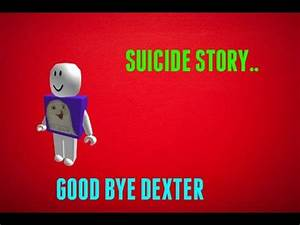 SUICIDE   A ROBLOX SHORT STORY - YouTube