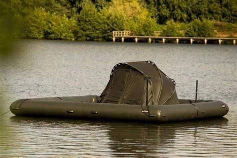 Extreme Fishing Inflatable Boat by Raptor Platform Xl Fishing Boat