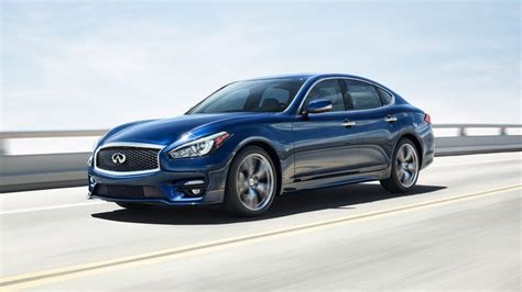 Infiniti 2019 Infiniti Q70 Luxury Sedan Preview 2019
