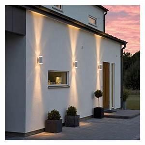 Applique Exterieur Blanc : eclairage ext rieur blanc jardin secret millumine ~ Edinachiropracticcenter.com Idées de Décoration