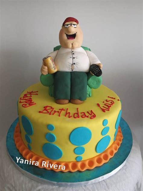 family guy cake cake   week  pinterest guy